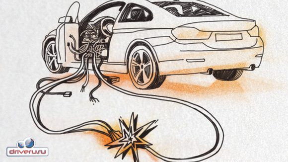 Проблемы с рулевым управлением Мазда cx-5: Шутки с огнем