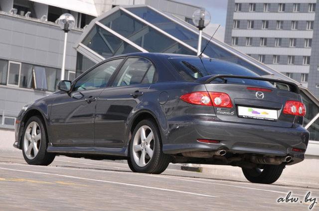 Неожиданный победитель: Мазда 6 или Форд Мондео?