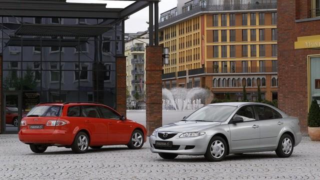 Габариты автомобиля Мазда 6: На что рассчитывать владельцу?