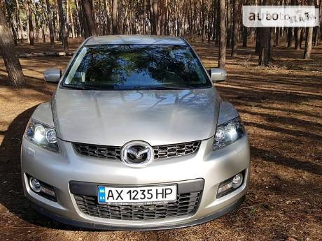 Почему Mazda cx-7 такая дешевая:Подробный обзор