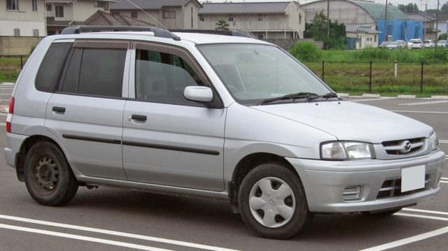 Где номер АКПП на Mazda demio: Разбираемся вместе