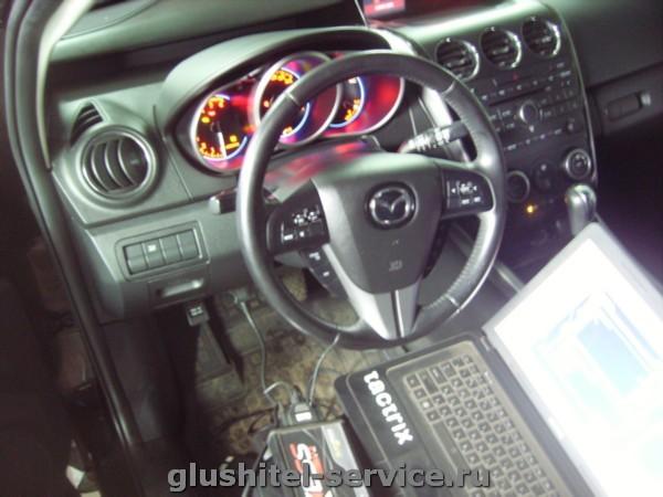 Чип-тюнинг Mazda cx-7: Стоит ли прошивать мозги?