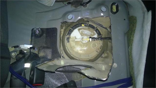Где находится топливный фильтр Мазда 3: Поиск и замена