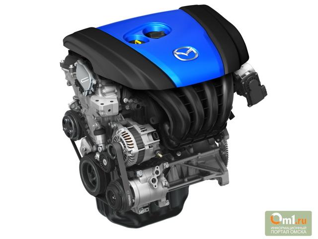 Двигатель Мазда Сx-5 с объемом 2.5 литра:Поразительная мощность