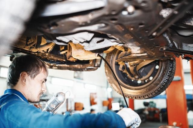 Замена масла в двигателе Мазда 6 - дело нехитрое