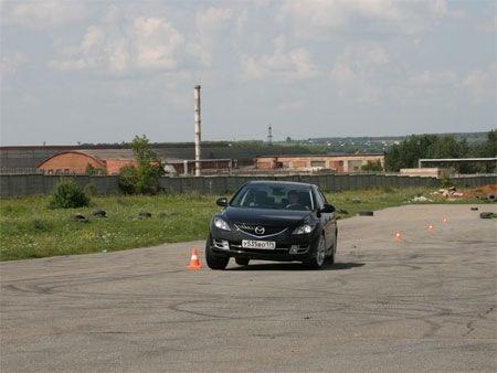 Недетское сравнение Mazda 6 и honda accord - все по-настоящему