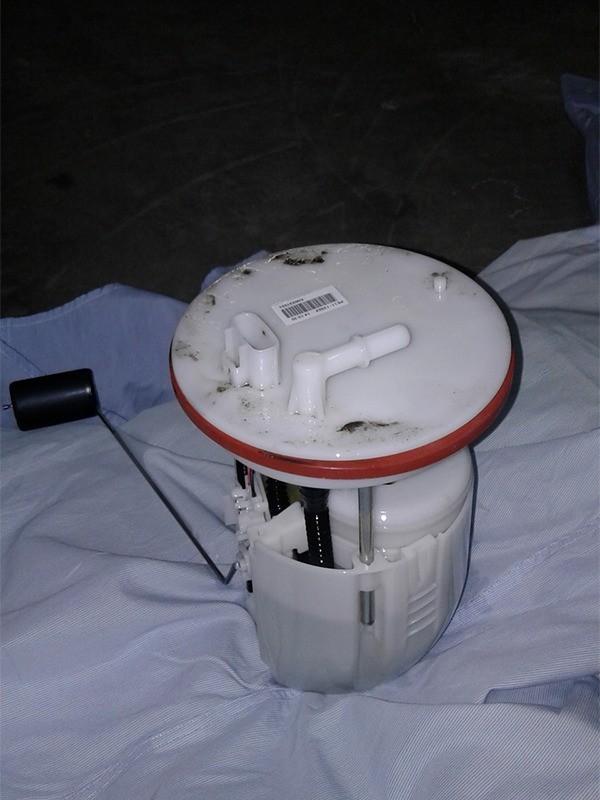 Замена топливного насоса Мазда 6 своими руками: Фотоотчет