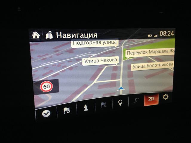 Навигация Мазда СХ-5: Что это и как использовать в кроссовере?