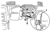 Как снять печку на Мазда 323: пошаговая инструкция