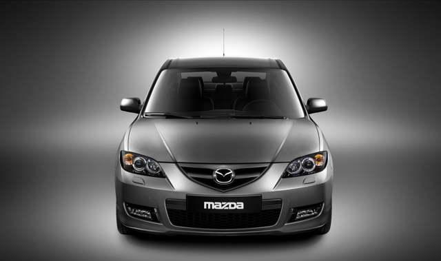 Большой тест-драйв автомобиля Мазда 3:На что способна тройка?