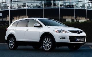 Расход топлива Mazda cx-9:Меньше, чем кажется