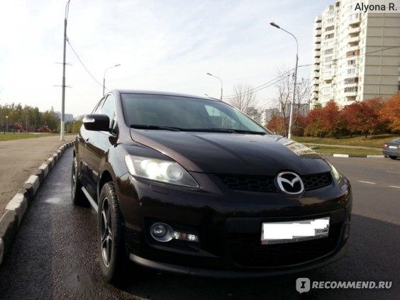 Результаты тест-драйва автомобиля Мазда СХ-7: Наше мнение