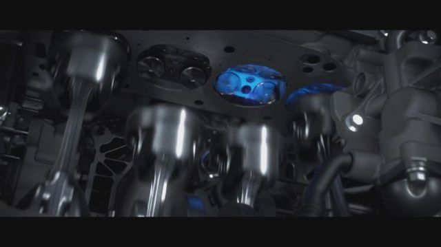 Mazda 3 – воспламенение от сжатия на бензиновом двигателе