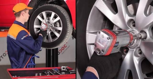 Замена рулевых тяг Мазда 3 своими руками: Пошаговая инструкция