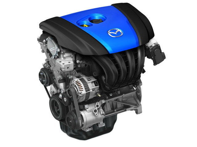 skyactive Mazda 3: Обзор инноваций от японского производителя