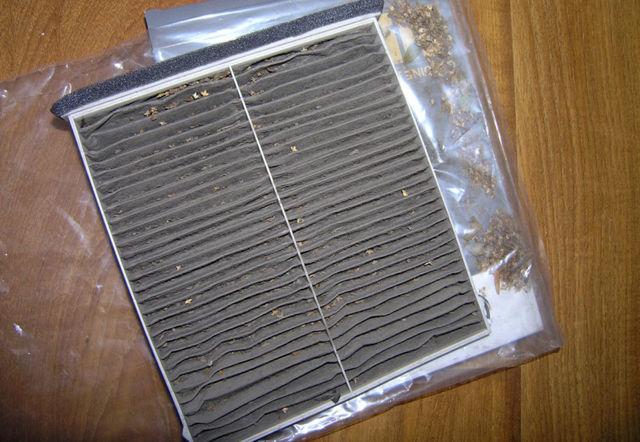 Выбираем и меняем салонный фильтр Мазда СХ-5 у себя в гараже