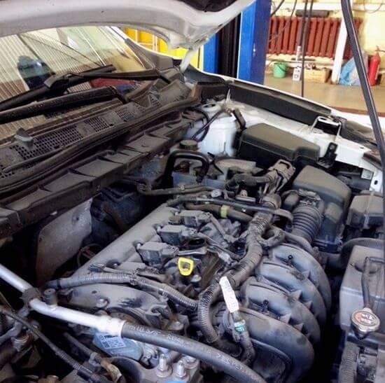 Особенности замены масла автомобиля Мазда cx 5