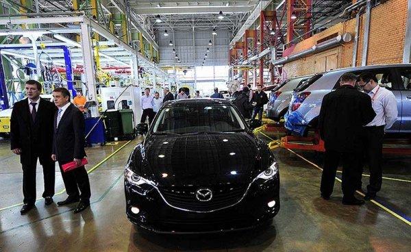 Российская сборка автомобиля Mazda-cx-5, отличительные черты