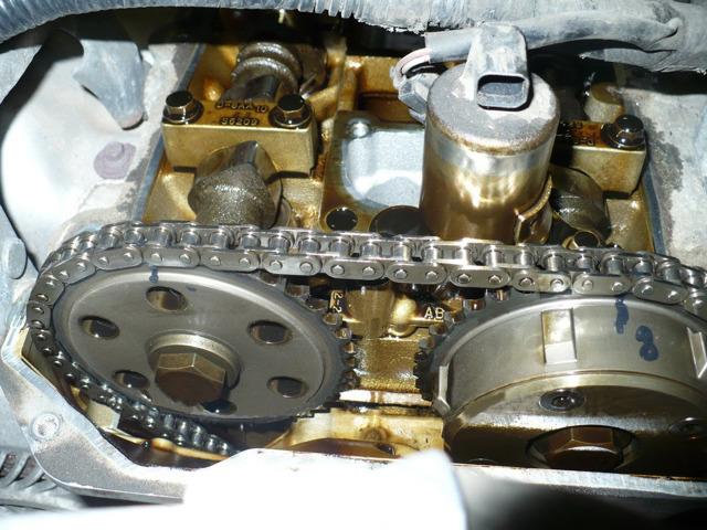 Какой моторесурс цепи ГРМ Мазда cx-7: Особенность авто