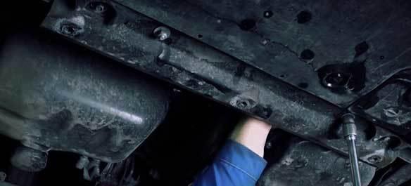 Ищем где находится щуп масла коробки передач Мазда cx-5